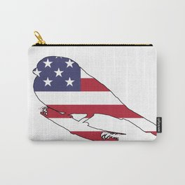 "Bullfinch ""American Flag"" Carry-All Pouch"