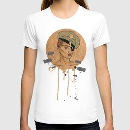 The Steam Captain  T-shirt