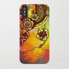FLOWER II Slim Case iPhone X