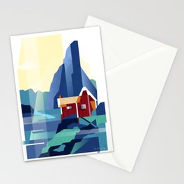 Northen Norway Stationery Cards