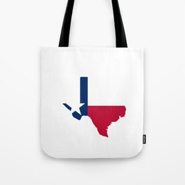 Texas proud to be longhorns, Independence Day Tote Bag