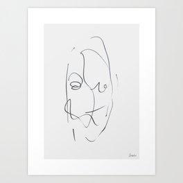 Demeter Moji d9 5-1 g Art Print
