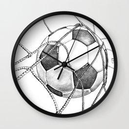 Goal! Wall Clock