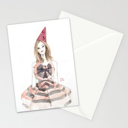 Christian Lacroix for Schiaparelli Fashion Illustration Stationery Cards