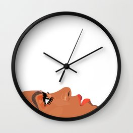 Solange Complex Shoot Wall Clock