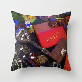Mandelino Throw Pillow