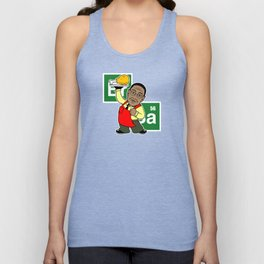 Chicken chemical fast food v3 Unisex Tank Top