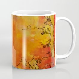 Yellow Dreams Coffee Mug