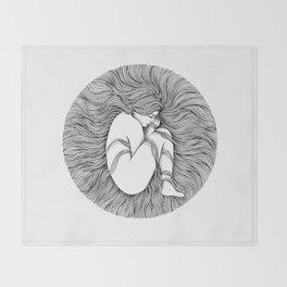THE DREAMER Throw Blanket