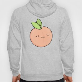 Happy Peach Hoody