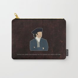 Poldark Carry-All Pouch