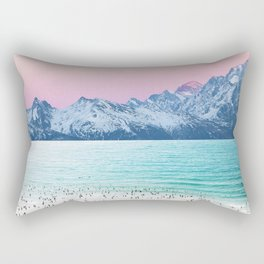 The Island Rectangular Pillow