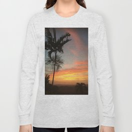 Country Sunsets Long Sleeve T-shirt