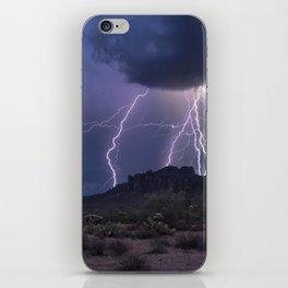 The Magic of the Monsoon iPhone Skin