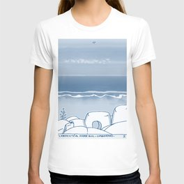 In Paradise Labyrinth Andre Bloc T-shirt