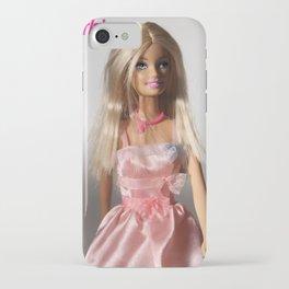 Barbie Q iPhone Case