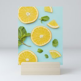 Lemon Mini Art Print