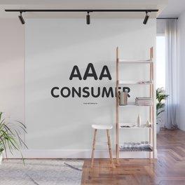 Triple-A Consumer Wall Mural