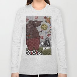 It's a Hedgehog! Long Sleeve T-shirt