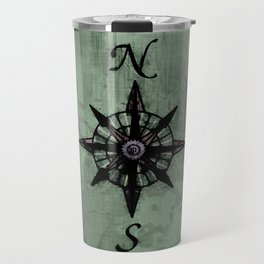 Historic Old Compass Rose Travel Mug