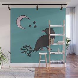 As the crow flies Wall Mural