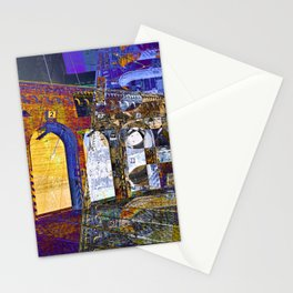 City Sound of Berlin Stationery Cards