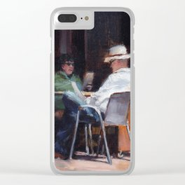 The Out of Towners Clear iPhone Case