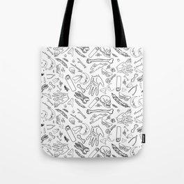 Creepy Luck Tote Bag