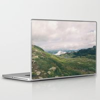 norway Laptop & iPad Skins featuring Norway Panorama by see BOLD