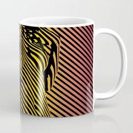 Silhouette Girl Coffee Mug