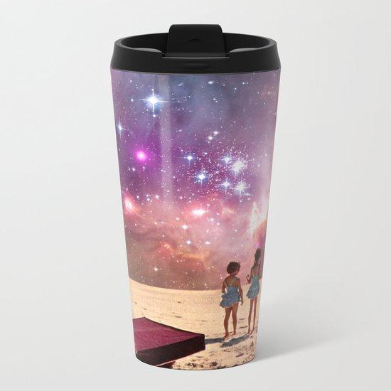 wondering what's beyond Metal Travel Mug