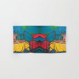 "Celebrations #society6 #decor #buyart  36"" x 64"" Oil on hand stretched canvas Hand & Bath Towel"