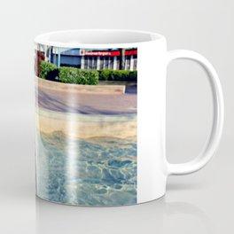 Waterfall Wall Version 2 Coffee Mug