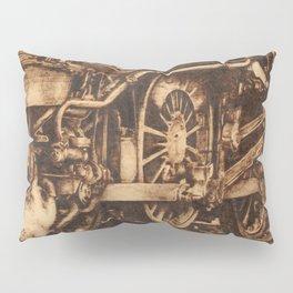 All Aboard Pillow Sham