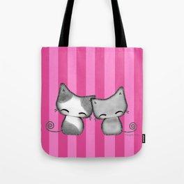 Best Friends (Smittened Kittens) Tote Bag