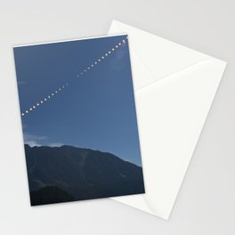2017 Total Solar Eclipse Stationery Cards