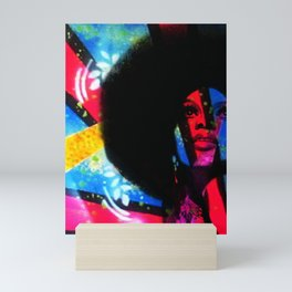 Lady Sings the Blues Mini Art Print