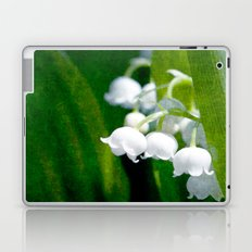 Lily of Peace Laptop & iPad Skin