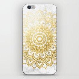 Pleasure Gold iPhone Skin