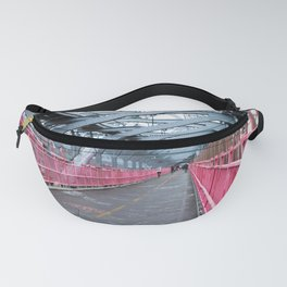 Across the Williamsburg Bridge Fanny Pack