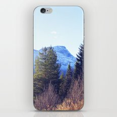 Närvik Mountains and Forest iPhone & iPod Skin