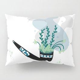 Garden pipe Pillow Sham
