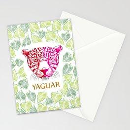 Yaguar Stationery Cards