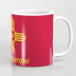 Flag of Albuquerque Coffee Mug