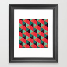 ReOrange Framed Art Print