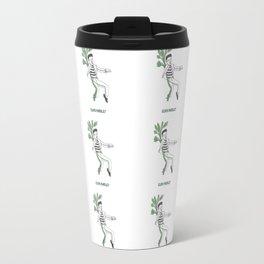 Elvis Parsley Travel Mug