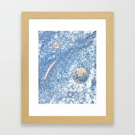 And Beyond Framed Art Print