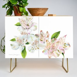 Spring is in the Air Credenza