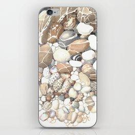 Cyprus Sea Shore iPhone Skin