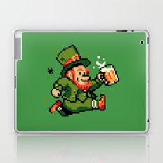 Leprechaun St. Patrick's Day Laptop & iPad Skin